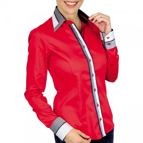 chemise-bi-matiere-rouge-kim-qf11am3