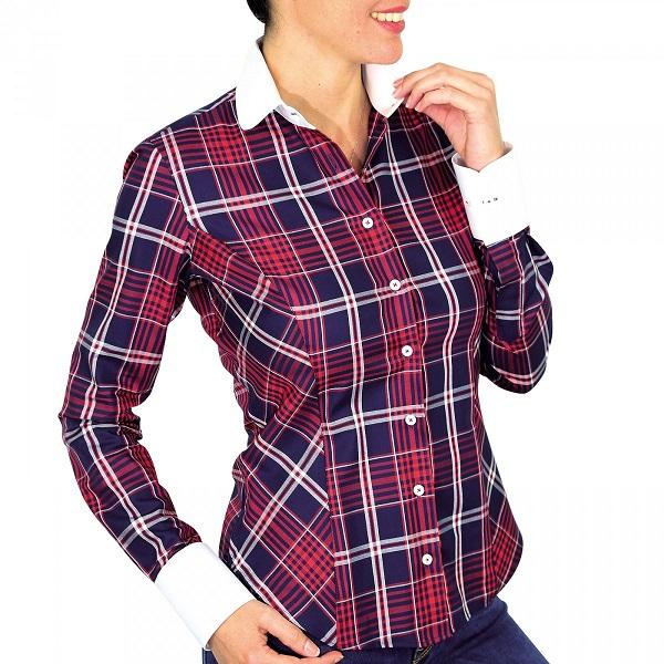 chemise-tartan-bleu-meredith-qf5am1